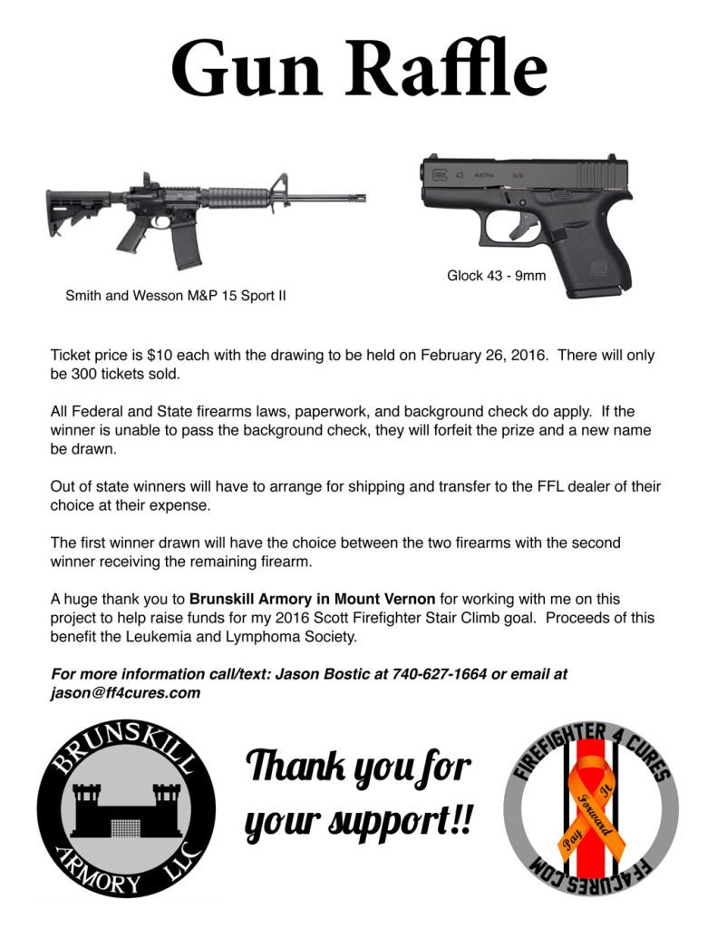 Gun Raffle 2016